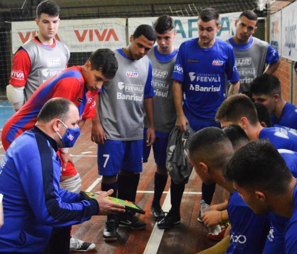 Em busca da liderança do Gauchão, Sub-20 da UJR/Feevale/Banrisul recebe o Garibaldi