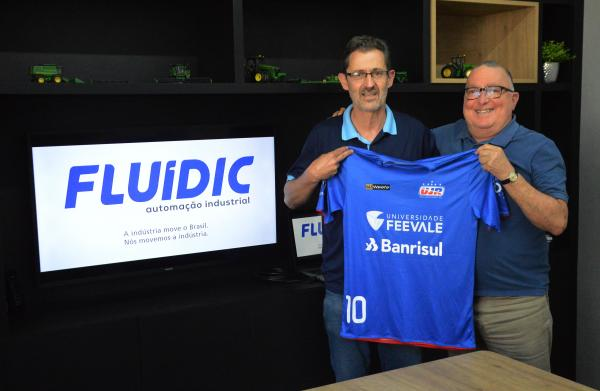 Fluidic é a nova Empresa Amiga UJR