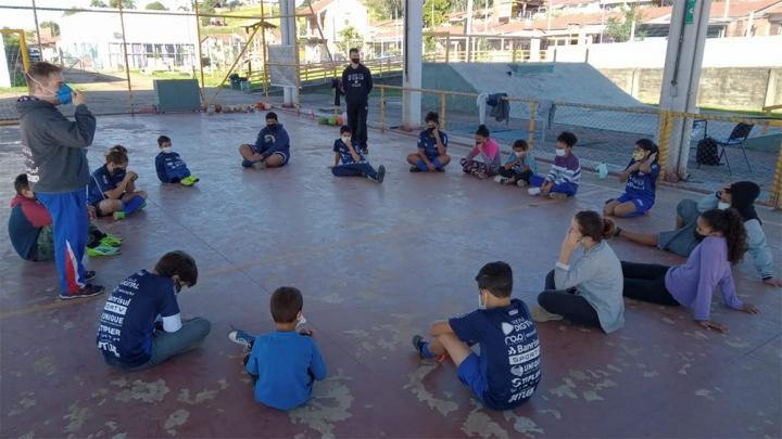 Futsal Social completa 17 anos